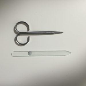 巻き爪用爪切りバサミ